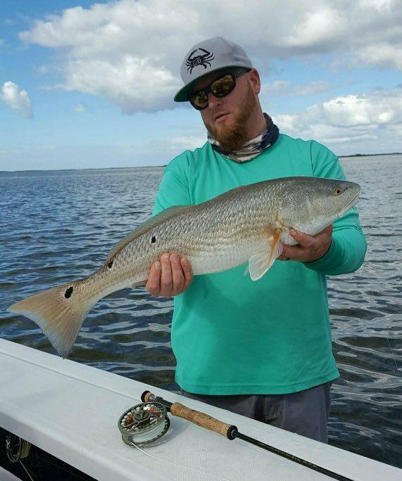 Fly fishing charter crystal river