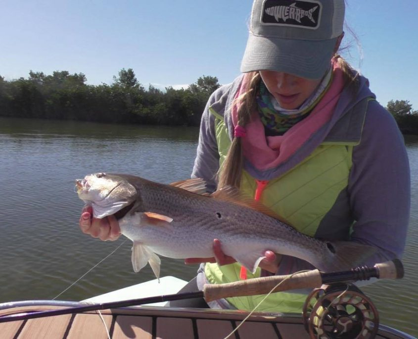 West Florida fishing guide charter