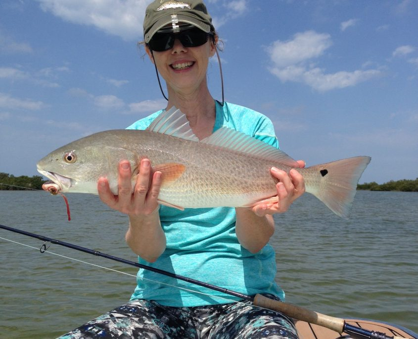 Crystal river fishing charters