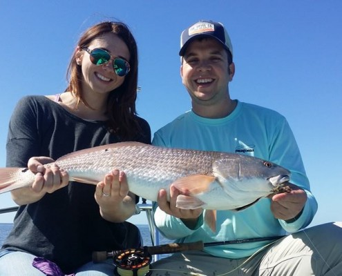 Homosassa fly fishing charters