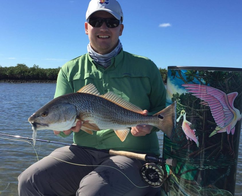 Fly fishing Homosassa guide