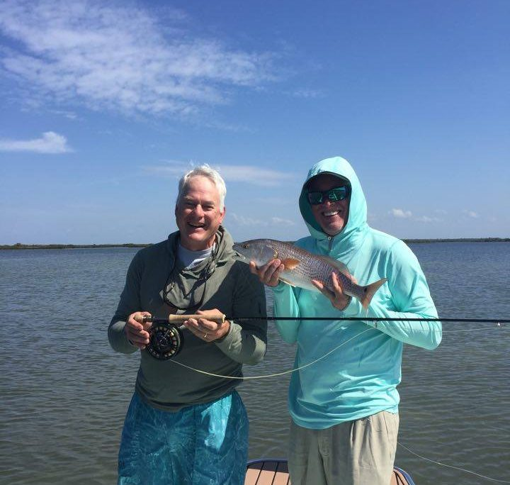 Fly fishing the villages