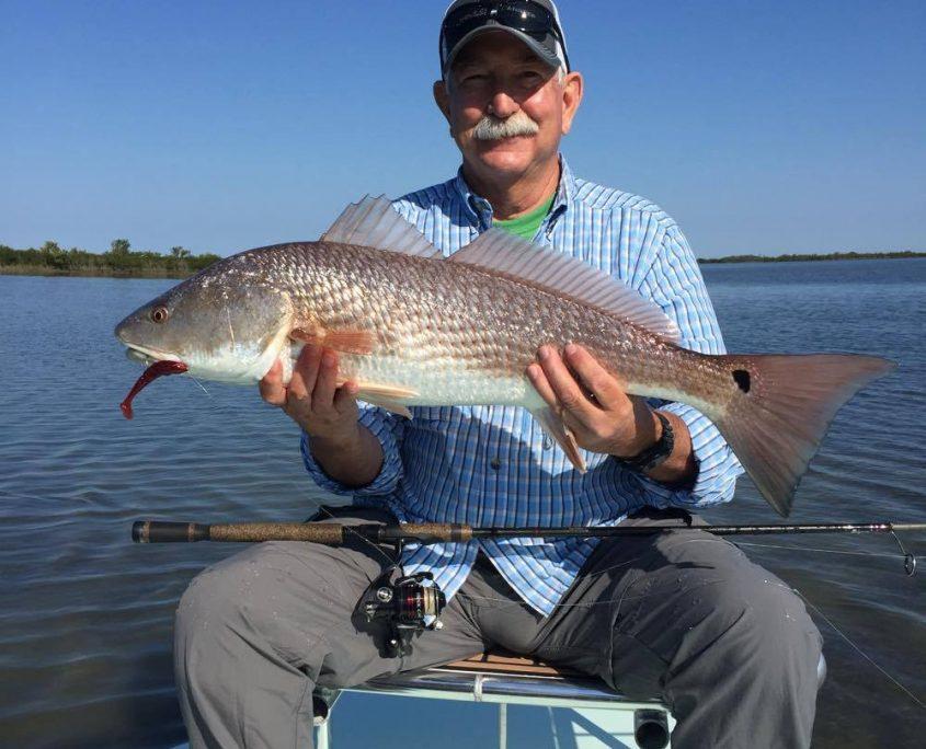 Red fishing homosassa