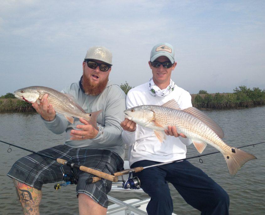 Charter fishing Crystal River