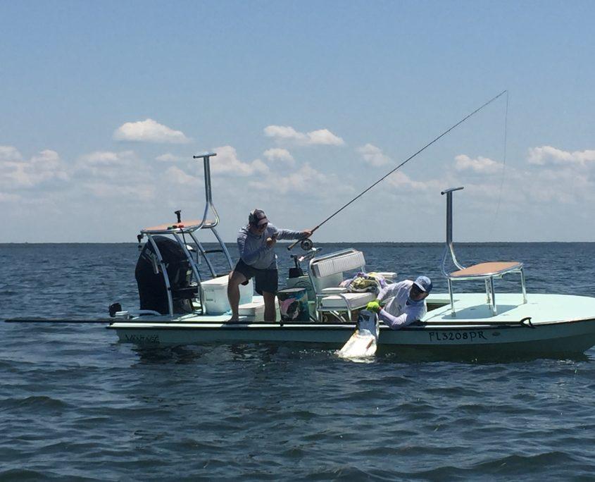 Fly fishing guide florida tarpon