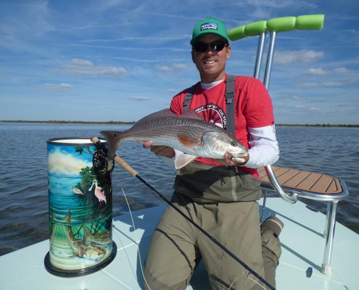 Charter fishing guide homosssa